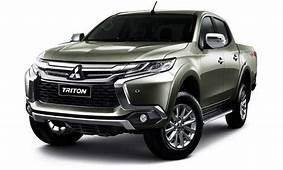 2017 Mitsubishi Triton Release Date Price Engine Specs