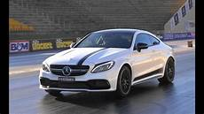 2017 Mercedes Amg C63 S Coupe V8 Biturbo 1 4 Mile 11 18