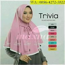 Model Jilbab Instan Untuk Wajah Bulat Seputar Model