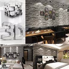 papier peint en brique 10m brick effect 3d wallpaper wall paper roll home
