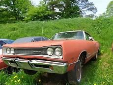 bangshift com vermont muscle car junkyard