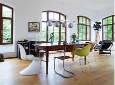 einfamilienhaus sideboard fuer den quot panton chair quot mit stuhl klassikern mixen bild 4