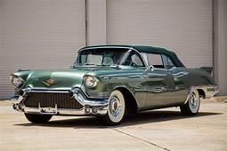 Cadillac Eldorado Biarritz 1957  Source 40s & 50s