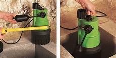 comment installer une pompe vide cave r 233 ponses d