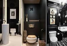 deco wc noir et or