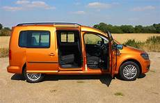 Volkswagen Caddy Maxi Estate Review 2015 Parkers