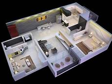 25 more 2 bedroom 3d floor 25 more 2 bedroom 3d floor plans two bedroom house