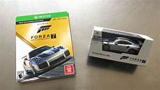forza motorsport 7 ultimate edition forza motorsport 7 ultimate edition steel unboxing
