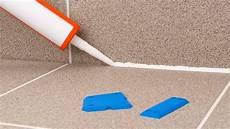 silikonfugen reinigen oder erneuern bei freizeit hau