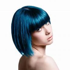 coloration cheveux bleu tendance coloration cheveux bleu