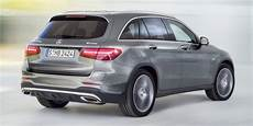 Mercedes Glc Unveiled The Suv Sweet Spot