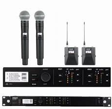 Shure Ulxd4d Digital Wireless Mic System Rentals Rentex