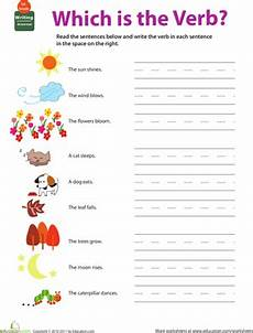 get into grammar which is the verb verb worksheets first grade worksheets grammar lessons