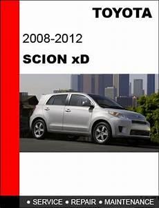 online service manuals 2010 scion xd free book repair manuals 2008 2009 2010 2011 2012 toyota scion xd service repair manual cd