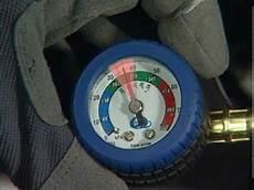 automotive air conditioning repair 2008 chevrolet suburban instrument cluster how to recharge your car a c with sub zero synthetic youtube