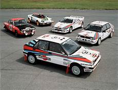 Lancia S Best Wrc Cars From The Fulvia To The Delta