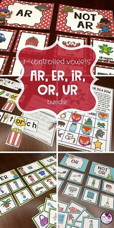 sorting and categorizing worksheets 7762 r controlled vowels worksheets and activities bundle vowel grade phonics activities