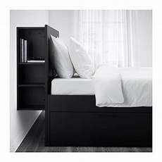 Brimnes Bed Frame With Storage Headboard Lur 246 Y