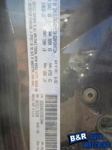 2000 Dodge Neon Fuse Box 21246782 646 Ch2i00