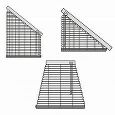 jalousien f 252 r verschiedene fenster dreieckfenster