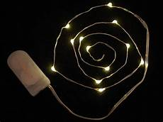 wire light led strand 12 warm white leds coin cell holder id 893 4 95 adafruit