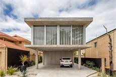 4 homes using concrete as a stylish industrial style home the concrete home by