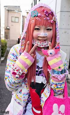 lepetitrobert harajuku fashion walk street style