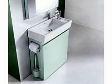 waschbecken kleines wc kleines waschbecken mit unterschrank f 252 r g 228 ste wc behindertengerechte badewanne