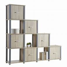 ikea stufenregal stufenregal berck eiche sonoma dekor home24