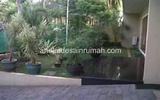 Foto Desain Taman Rumah Minimalis Tanpa Air 252