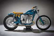 bmw r60 7 out of the blue a bmw r60 7 bucking the custom trend