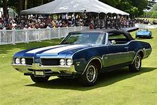 rare 1969 muscle cars earn top awards at 2019 concours d elegance of america rod network