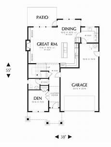 house plans mascord mascord house plan 2230ce the morecambe