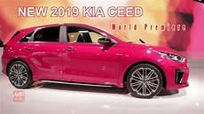 Neuer Kia Ceed Gt 2019 Kurzes Review Interieur Neue - kia pro ceed gt line premium 2019 used car reviews cars