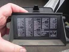 Nissan Frontier Questions Where Are The Fuses For The