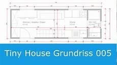 Tiny House Grundriss 005