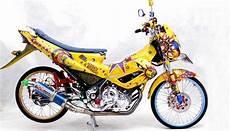 Motor Satria Fu Modifikasi by Gambarbaru 7 Gambar Modifikasi Motor Satria Fu Paling Keren