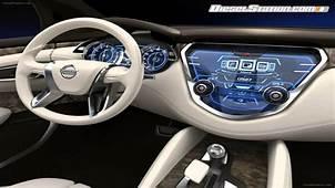 Nissan Maxima 2016 Interior Wallpaper  1280x720 19939