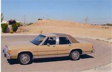 car repair manuals download 1985 ford ltd electronic toll collection 1985 ford ltd crown victoria 4 door 49604 miles for sale in albuquerque new mexico united