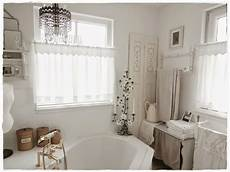 gardinen badezimmer shabby landhaus bad gardinen traumhafte badezimmer
