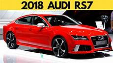 2018 Audi Rs7 Review Interior And Exterior New Audi Rs7