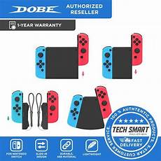 Connector Pack Nintendo Switch Gamepad by Dobe 5 In 1 Controller Joycon Connectors Pack For Nintendo