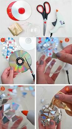 Basteln Mit Alten Cds - basteln mit alten cds 7 kreative bastelprojekte mit
