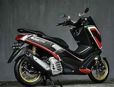 Modifikasi Yamaha Nmax by Modifikasi Yamaha Nmax 155 Keren