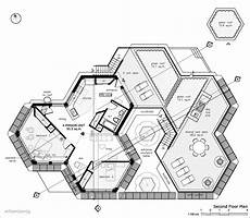 small hexagon house plans hexagon house plans willian son g buscar con google