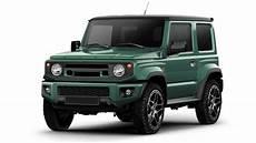 Chelsea Truck Company To Turn Suzuki Jimny Into A Mini