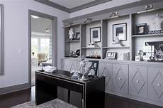 nice home office furniture 21 gray home office designs decorating ideas design