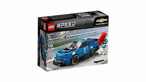 Πέντε νέα Lego Speed Champions  Autobloggr