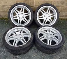 17 quot genuine brabus smart forfour alloy wheels tyres 4x114