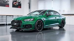 ABT Sportsline Takes Audi RS5 Coup&233 To The Gym And Beauty